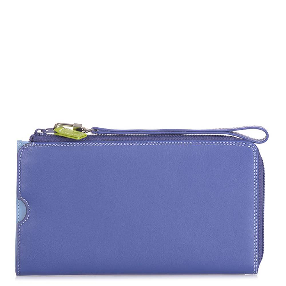 mywalit zip round multi purse w/ wristlet
