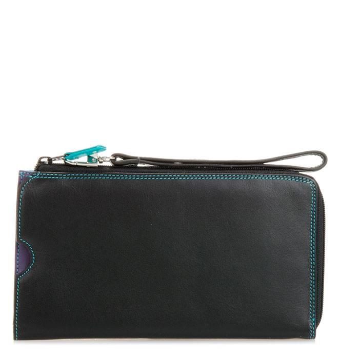 mywalit mywalit zip round multi purse w/ wristlet