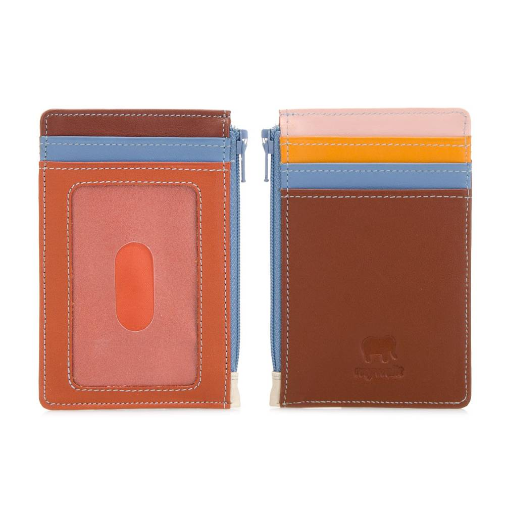 mywalit mywalit credit card holder w/ coin purse