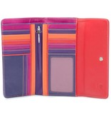 mywalit tri-fold w/ outer zip purse