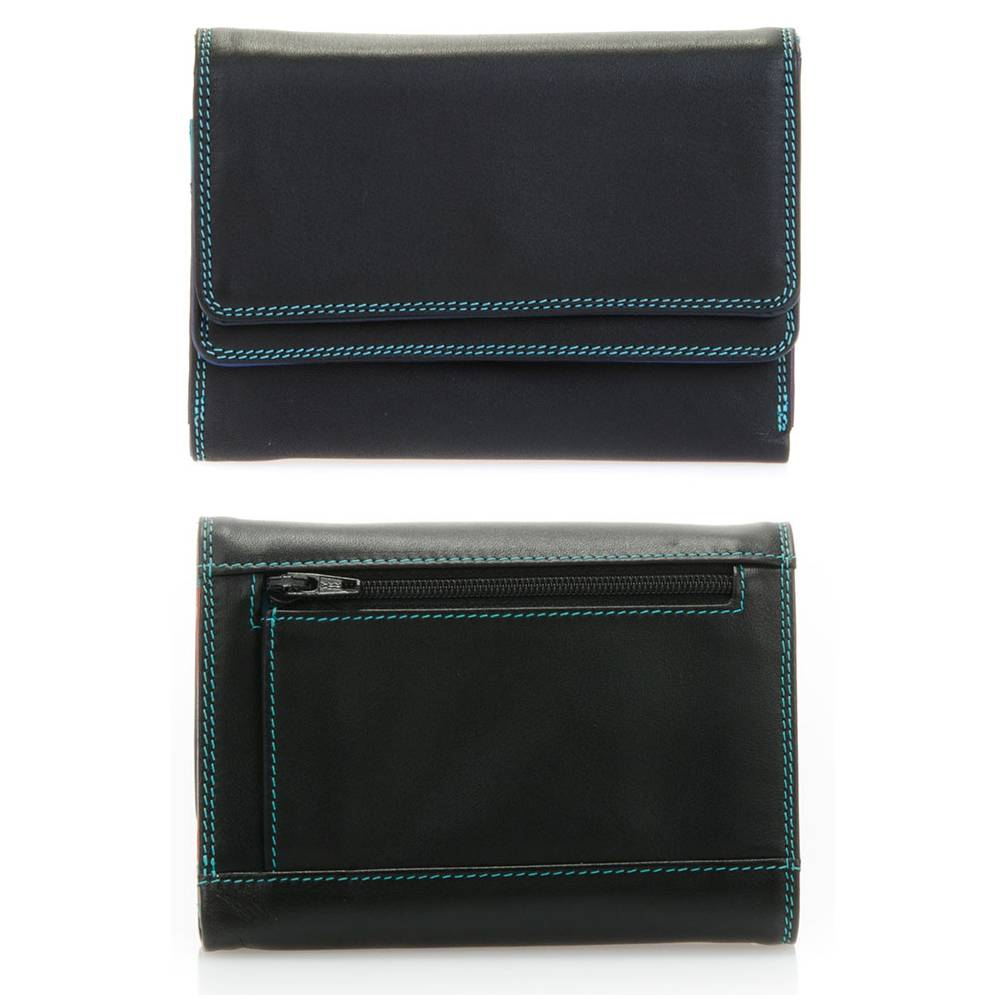 mywalit mywalit double flap purse/wallet