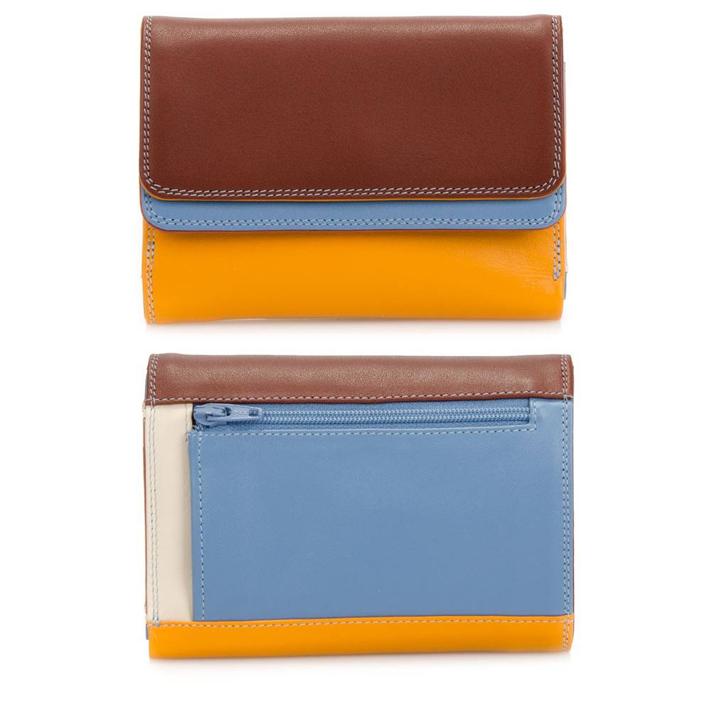 mywalit double flap purse/wallet