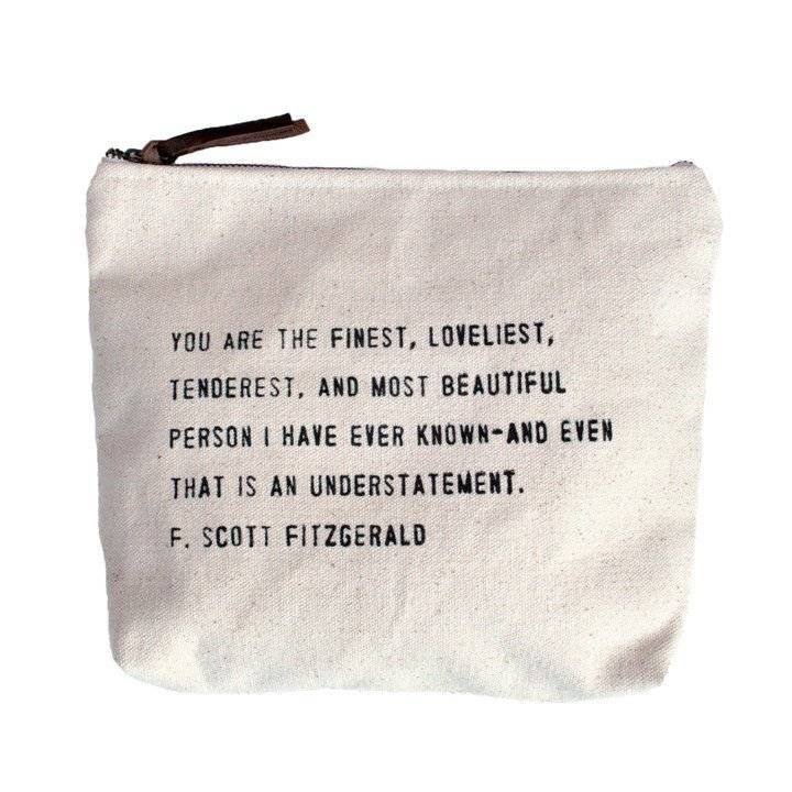sugarboo quote pouches