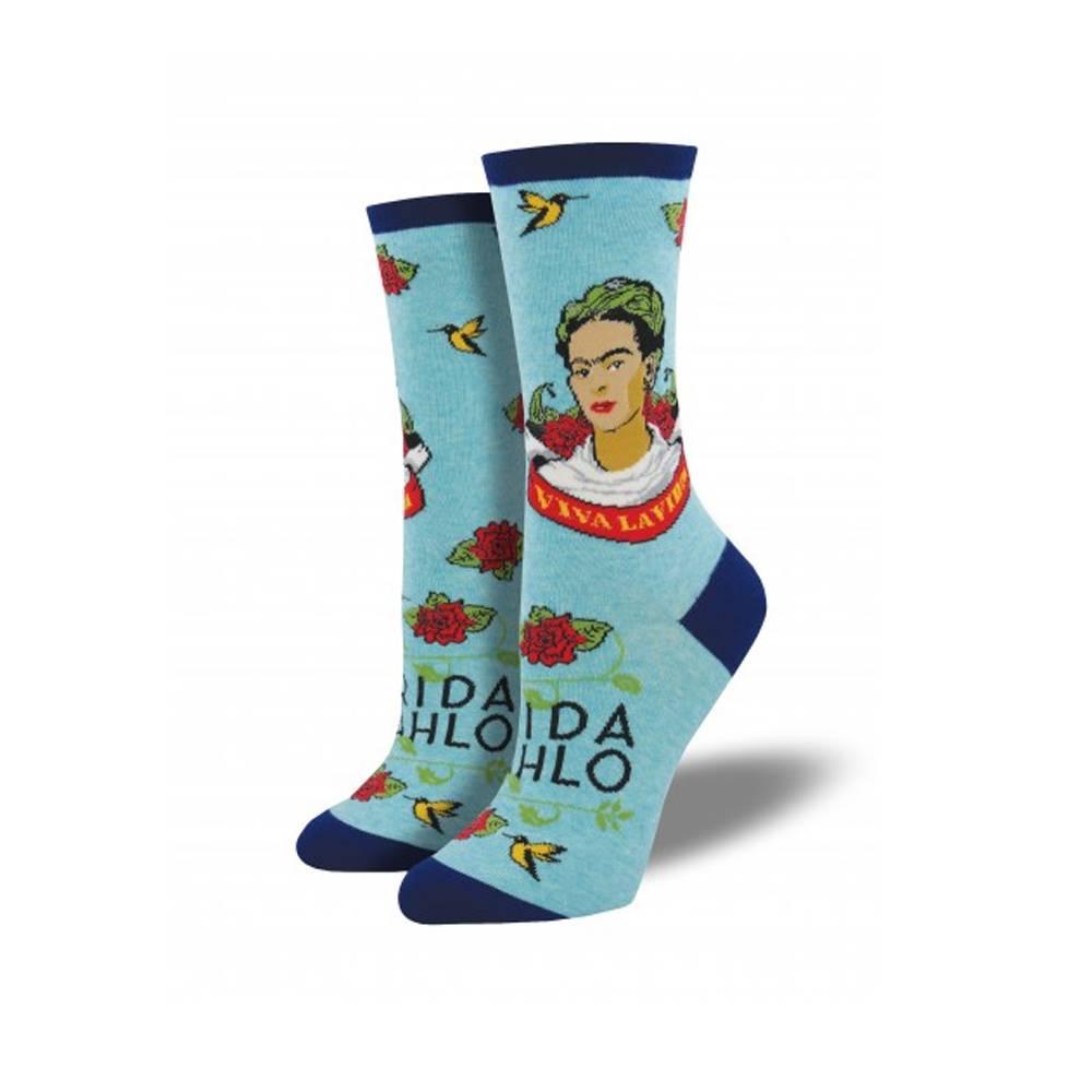 socksmith viva la frida socks