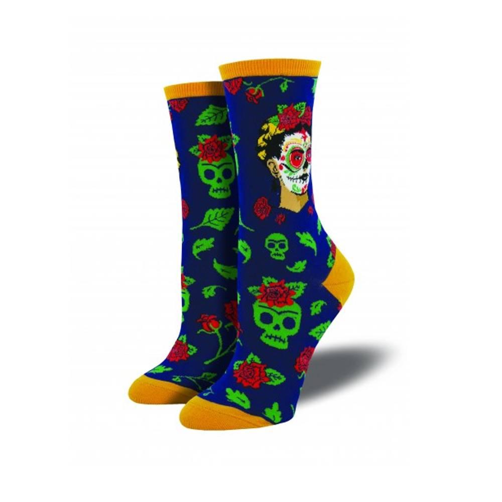 socksmith dia de los frida socks