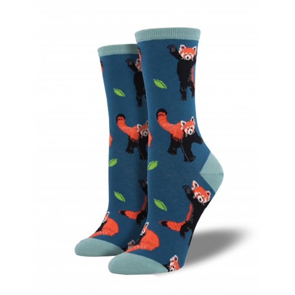 socksmith red panda socks