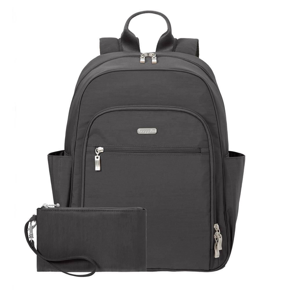 baggallini baggallini essential laptop backpack