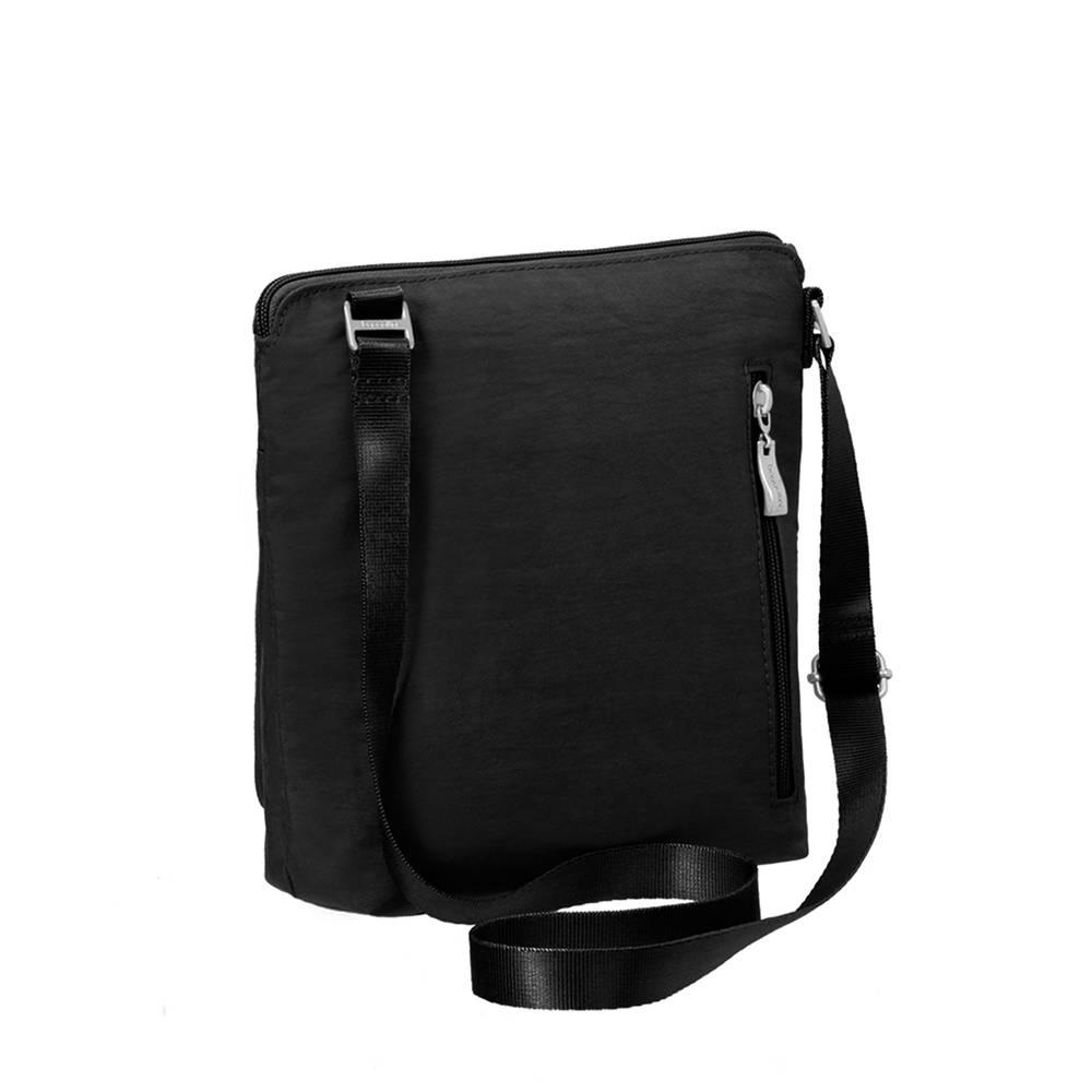 baggallini baggallini pocket crossbody with RFID