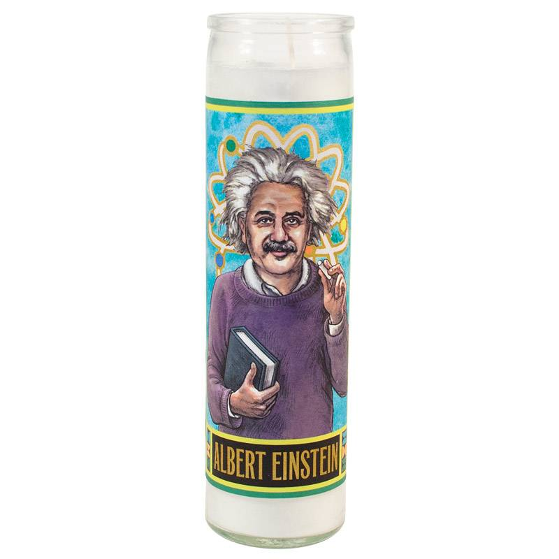 unemployed philosophers guild secular saint candle
