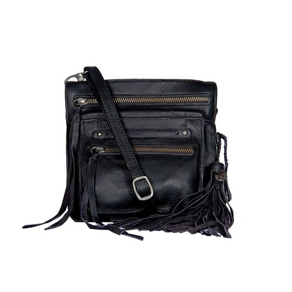 embrazio embrazio stretta small leather crossbody and belt hip bag