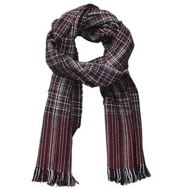 tickled pink tickled pink arbor lane plaid scarf
