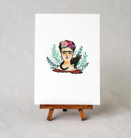 wildship studio wildship studio frida kahlo art print