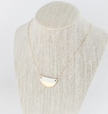 susan gordon pottery susan gordon pottery half moon necklace