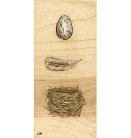 cody blomberg cody blomberg 5x11 print egg.feather.nest