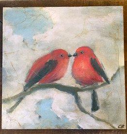 cody blomberg cody blomberg 6x6 love birds