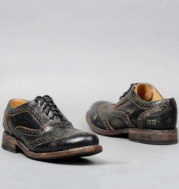 bed stu bed stu lita oxford shoes black hand wash