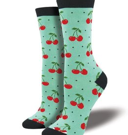 socksmith socksmith cherry bamboo socks mist