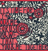 swallowfield swallowfield you & me together print