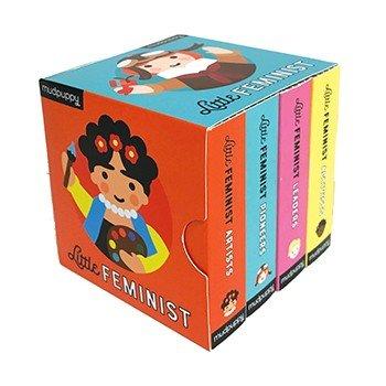 hachette book group little feminist baby book set