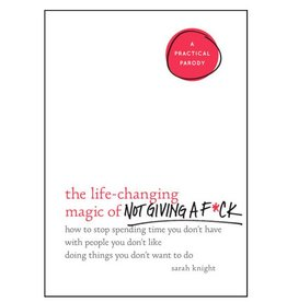 hachette book group the life-changing magic of not giving a f*ck