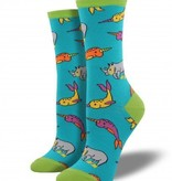 socksmith socksmith dive buddies socks turquoise
