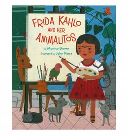 simon & schuster frida kahlo and her animalitos