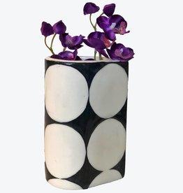 ceramica botanica ceramica botanica big dot short vase