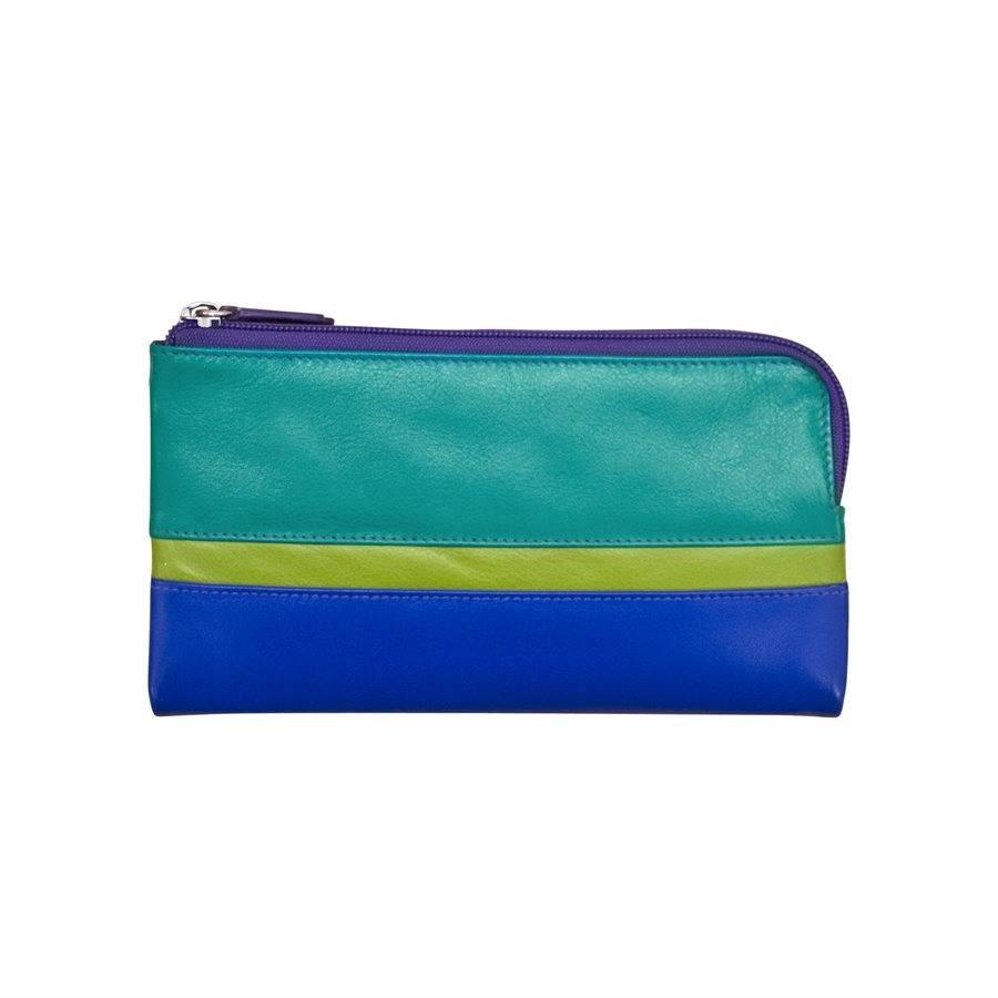 intercontinental leather (IL) ili 2 zip phone case/wallet