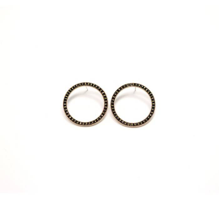 lover's tempo lover's tempo portside hoop earrings