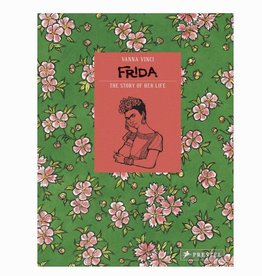 penguin random house frida: the story of her life