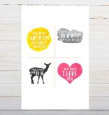 """haven paperie haven paperie you are my sunshine 11"""" x 14"""" art print"""