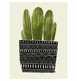 methane studios methane studios cactus #2 screenprint 11 x 14
