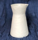 be home be home stoneware carafe white