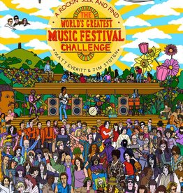 hachette book group the world's greatest music festival challenge