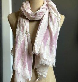 mc oasis mc oasis bc38 scarf pink