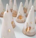 apricity ceramics apricity ceramics drops of honey ring cone