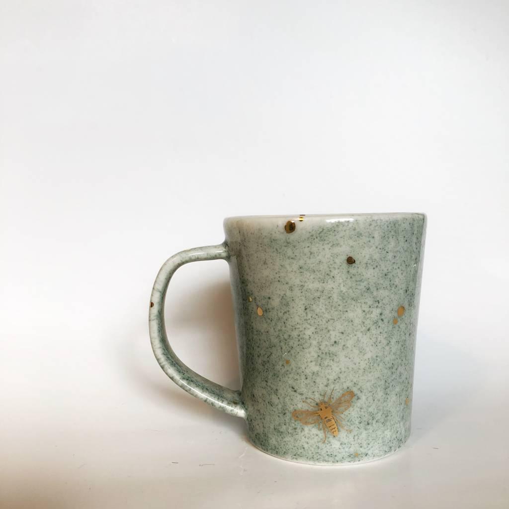 apricity ceramics apricity ceramics drops of honey mug