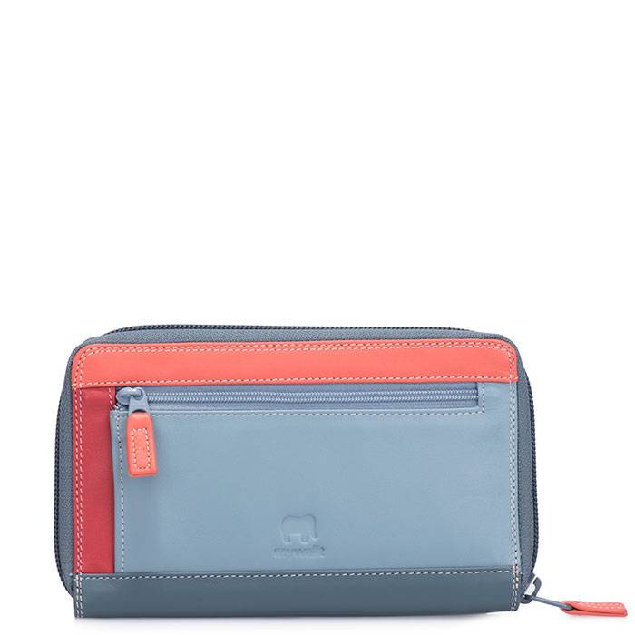 mywalit mywalit 7cc zip around purse