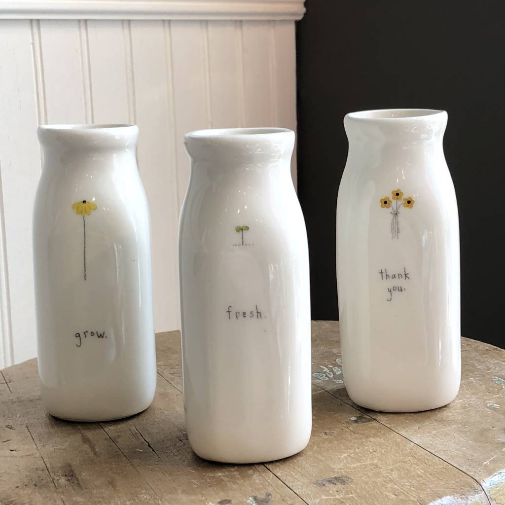 beth mueller beth mueller small happy vase