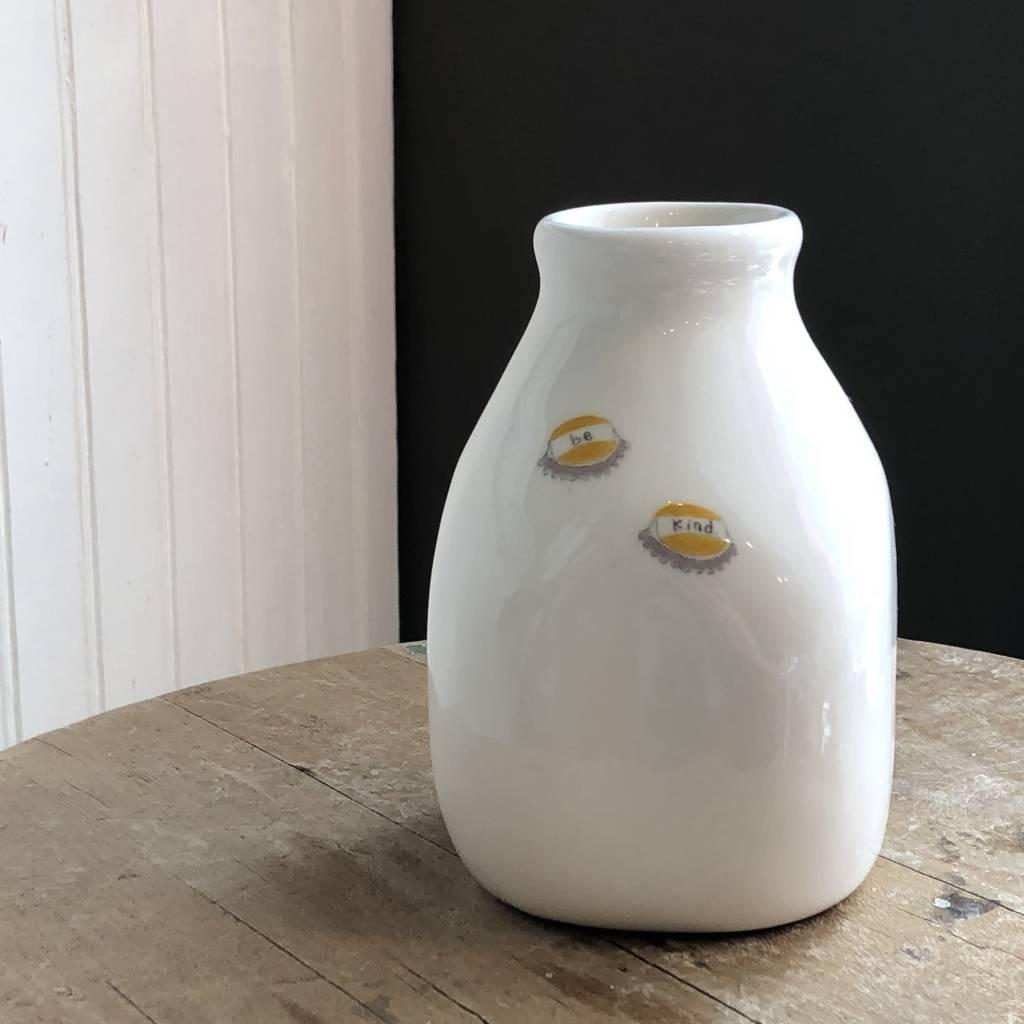beth mueller beth mueller daisy vase