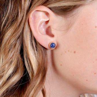 ida james ida james allium stud earrings