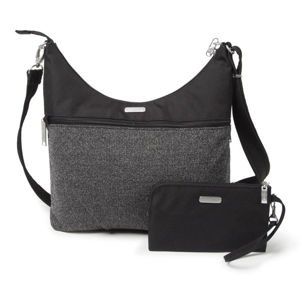 baggallini baggallini anti theft large hobo bag