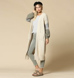 by together bytogether colorblock cardigan
