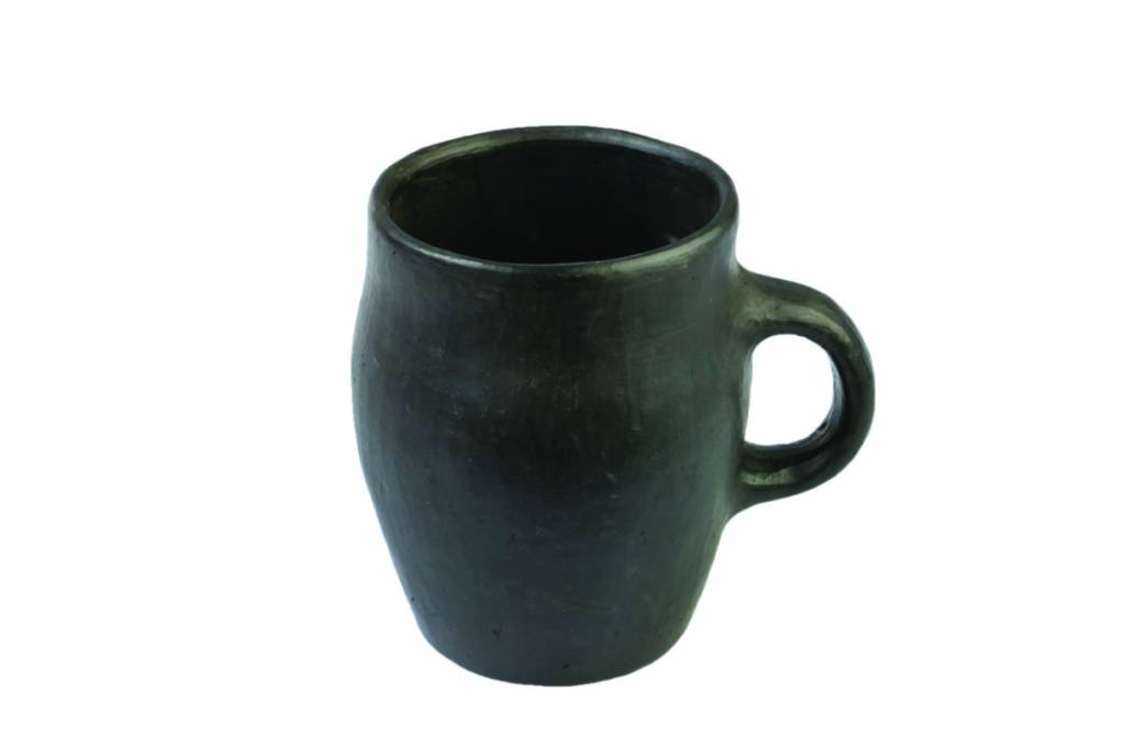 be home be home serpentine round mug