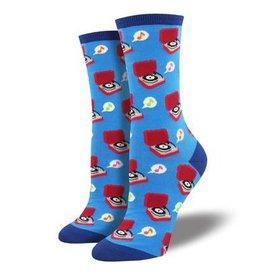 socksmith socksmith for the record blue