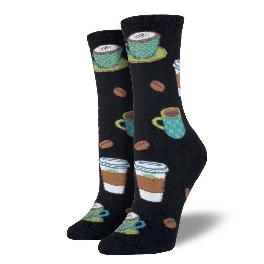 socksmith socksmith love you a latte black