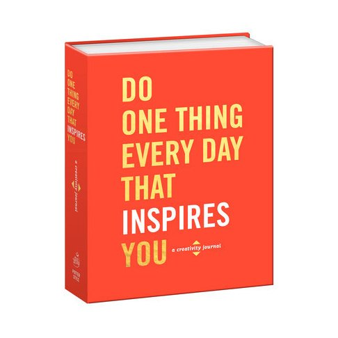 penguin random house do one thing every day inspire