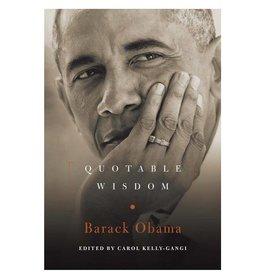 sterling publishing barack obama quotable wisdom