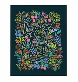 rifle paper rifle paper matisse quote art print 16x20