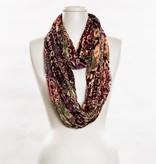 vsa vsa multi-pattern infinity scarf